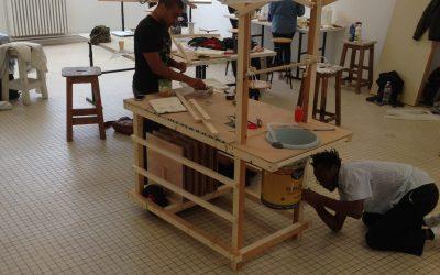 Workshop OUTSIDE à l'EESAB Brest