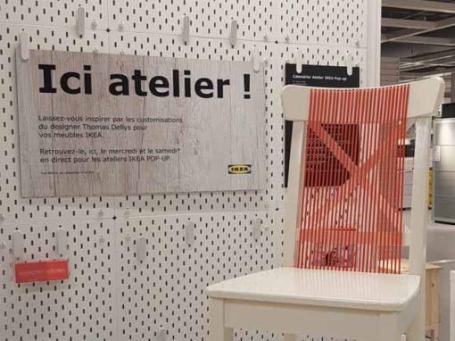 Collaboration IKEA France x Thomas Dellys