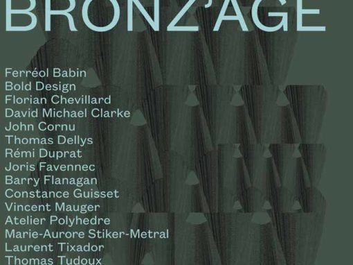 Bronz'age : Le design à l'age du bronze